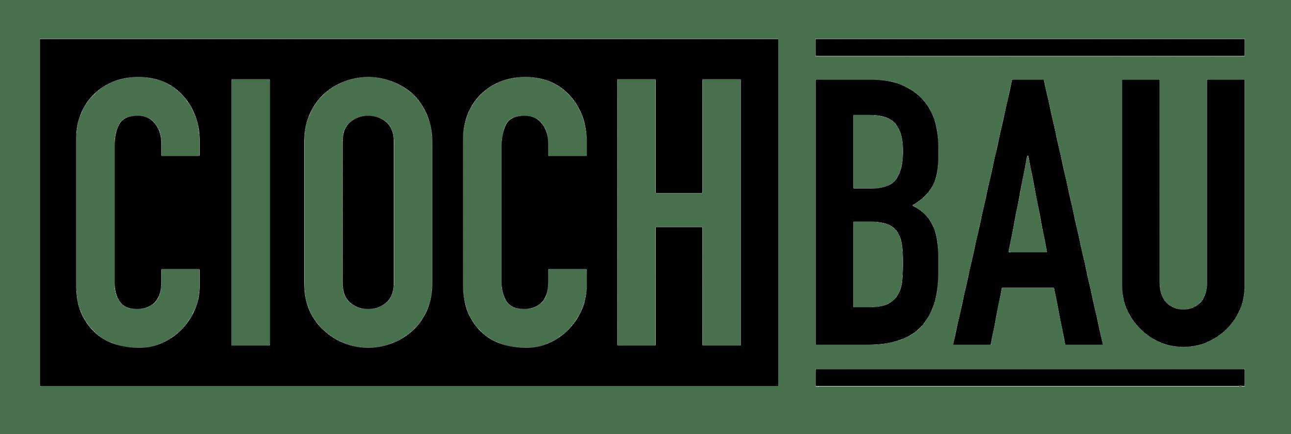 Cioch Bau Sanierung Renovierung Hamburg Fliesenleger Badezimmer Modernisierung Innenausbau Handwerker - Logo